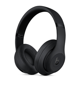 APPLE Beats Studio3 Wireless Over‑Ear Headphones - Matte Black