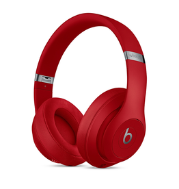 APPLE Beats Studio3 Wireless Over‑Ear Headphones - Red