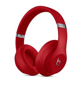 APPLE Casque circum-auriculaire sans fil Studio3 Wireless de Beats - Rouge