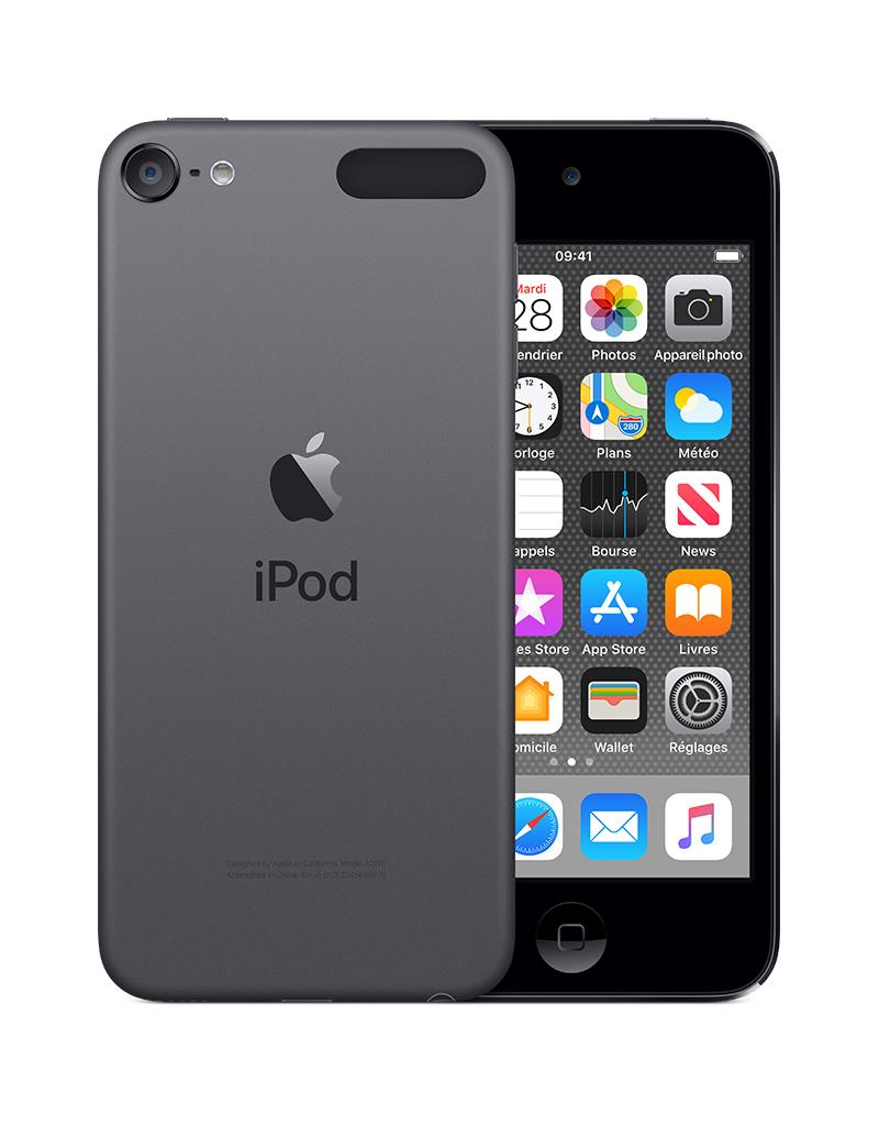 APPLE iPod touch 32 Go gris cosmique