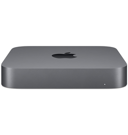 APPLE Mac mini: Processeur 4 cœurs Intel Core i3 de 8e génération à 3,6 GHz, 256 Go