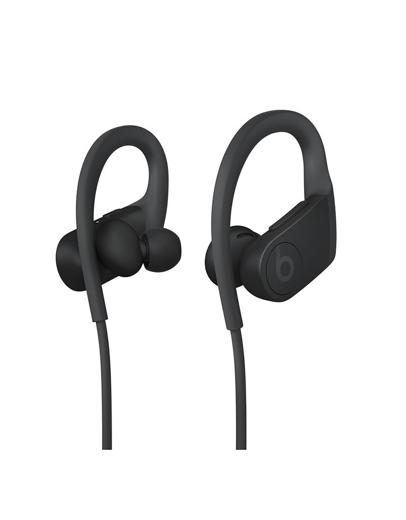APPLE Écouteurs Powerbeats sans fil haute performance – Noir