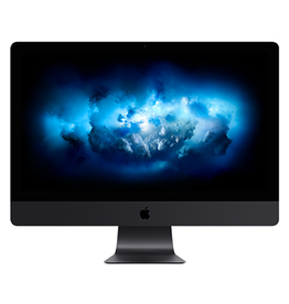 "APPLE 27"" iMac Pro Retina 5K Display iMac Computer, 3.2 GHz Intel Xeon W, 1 TB SSD, 32 GB , macOS High Sierra - French Canadian"