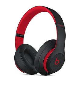 APPLE Casque circum-auriculaire sans fil Studio3 Wireless de Beats - Collection Décennie de Beats - Rouge-noir triomphant