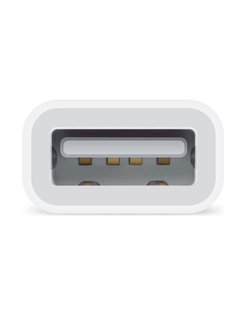 APPLE Adaptateur pour appareil photo Lightning vers USB