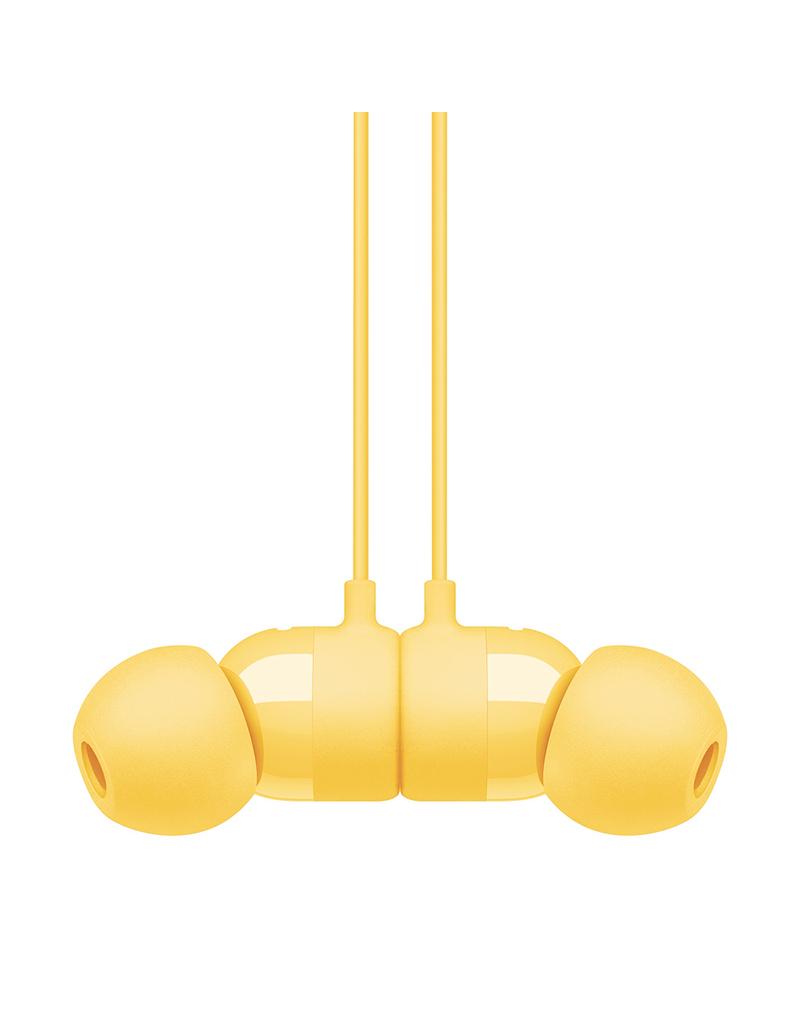 APPLE Écouteurs urBeats3 avec connecteur Lightning - Jaune