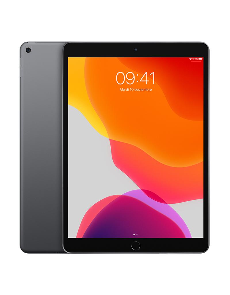 APPLE iPad Air 10,5 po Wi-Fi 256 Go - Gris cosmique