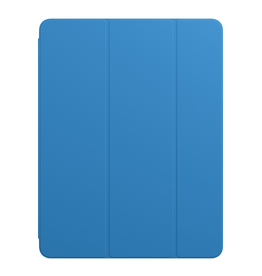 APPLE Smart Folio for 12.9-inch iPad Pro (4th generation) - Surf Blue