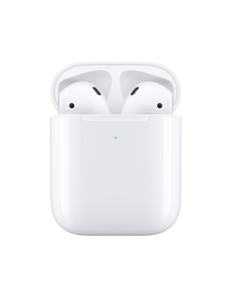 APPLE AirPods avec étui de recharge sans fil