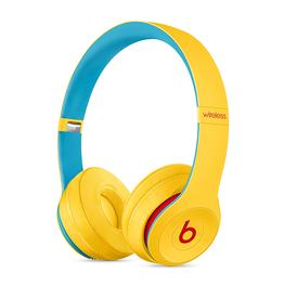 APPLE Casque d'écoute sans fil Solo3 Wireless de Beats - Collection Club - Jaune Club