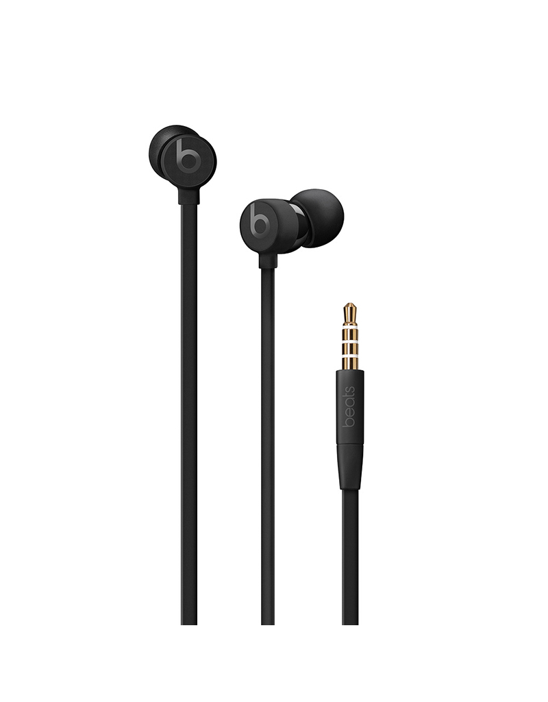 APPLE Écouteurs urBeats3 avec prise 3,5 mm - Noir