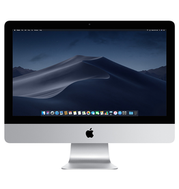 APPLE 21.5-inch iMac with Retina 4K display: 3.6GHz quad-core 8th-generation Intel Core i3 processor, 1TB - Canadian English