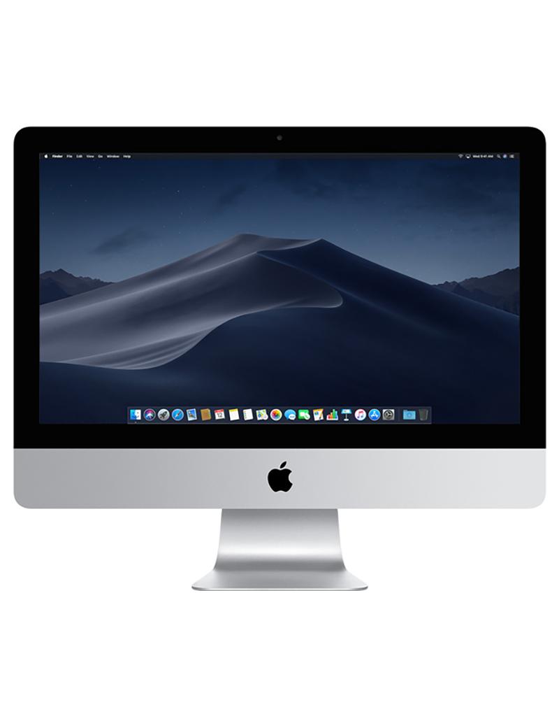 APPLE iMac 21,5 po: Processeur 2 cœurs Intel Core i5 de 7e génération à 2,3 GHz, 1 To  - Canadien Anglais