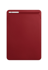 APPLE Pochette en cuir pour iPad Pro 10,5 po - (PRODUCT)RED