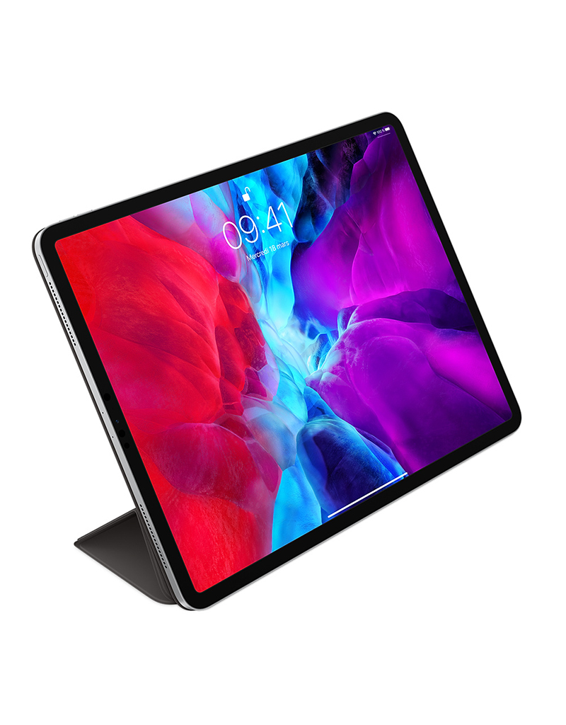 APPLE Smart Folio pour iPad Pro 12,9 po (4e génération) - Noir