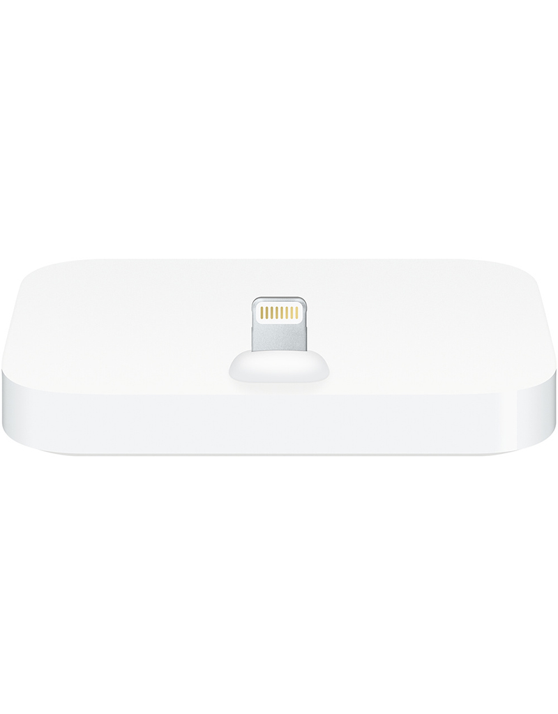 APPLE Station d'accueil Lightning pour iPhone – Blanc