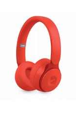 APPLE Casque d'écoute sans fil avec annulation du bruit Solo Pro Wireless de Beats - Collection Plus mat - Rouge