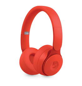 APPLE Beats Solo Pro Wireless Noise Cancelling Headphones - More Matte Collection - Red