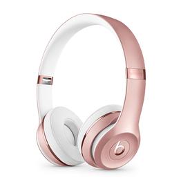 APPLE Beats Solo3 Wireless Headphones - Rose Gold
