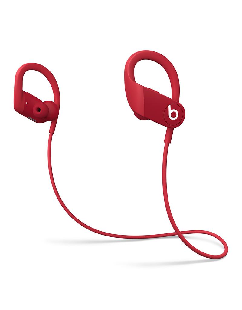 APPLE Écouteurs Powerbeats sans fil haute performance – Rouge
