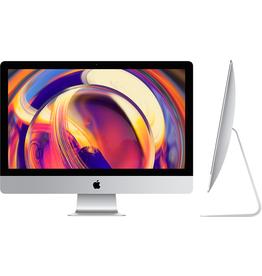 APPLE iMac 27 po avec écran Retina 5K: Processeur 6 cœurs Intel Core i5 de 9e génération à 3,7 GHz, 2 To - Canadien Anglais