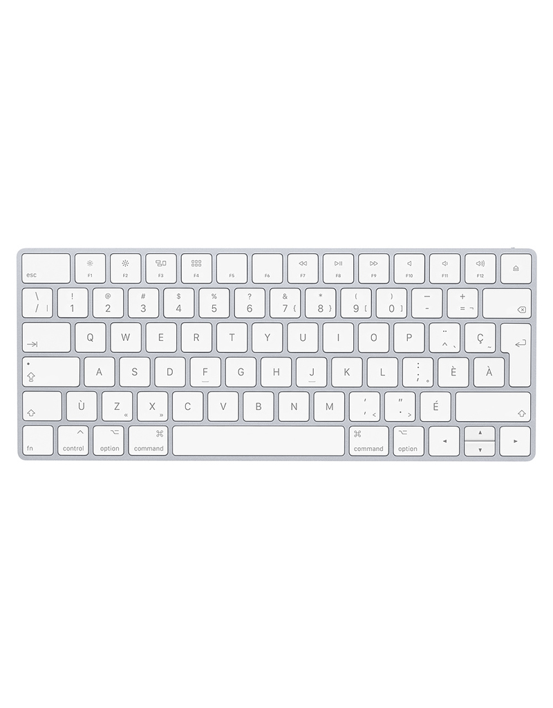 APPLE Magic Keyboard - Français (Canada)