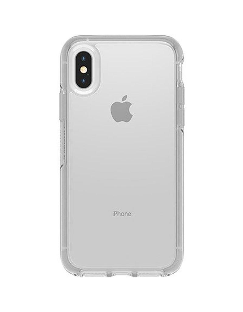 OtterBox Étui Rigide Symmetry iPhone XS / X - Clair