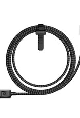 Nomad Câble - Lightning Ultra Rugged 5 pieds - Gris