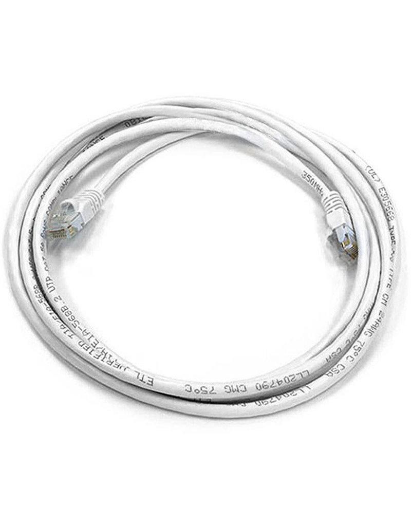 Monoprice Câble - Internet  - 7pied - Blanc