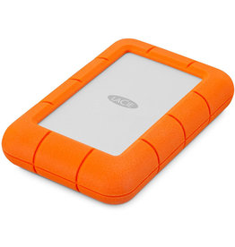 LaCie Disque Dur - Externe Rugged Mini  - 4 To