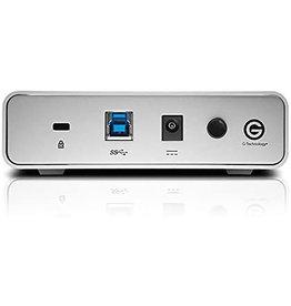 G-Technology G-Tech - G-DRIVE 10TB - USB Compact USB 3.0