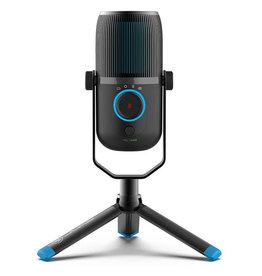 Jlab Audio Talk Pro Micro USB - Talk | USB-C Output | Cardioid, omnidirectional, stereo or bidirectional | Sampling rate 96 K | Frequency response 20 Hz - 20 kHz | Volume, gain control, rapid silent | Plug & Play