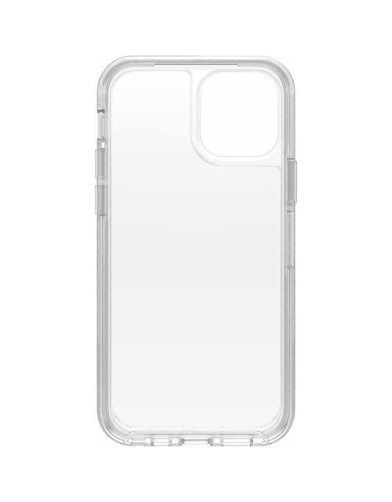 OtterBox Étui de protection Symmetry Clear pour iPhone 12/12 Pro - Transparent