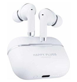 Happy Plugs Écouteurs sans fil Air 1 ANC - Blanc