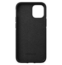 Nomad Étui de protection robuste en cuir pour iPhone 12 Mini - Brun rustique