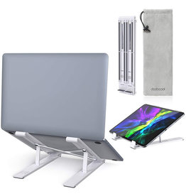 dodocool Laptop Desktop Stand Ajustable and Portable Folding