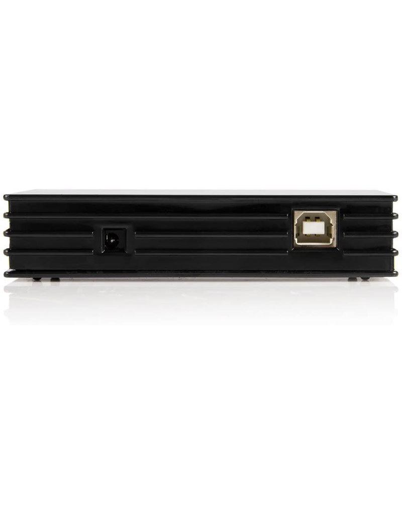 Star Tech Hub 4 Port Compact USB 2.0 wall connection