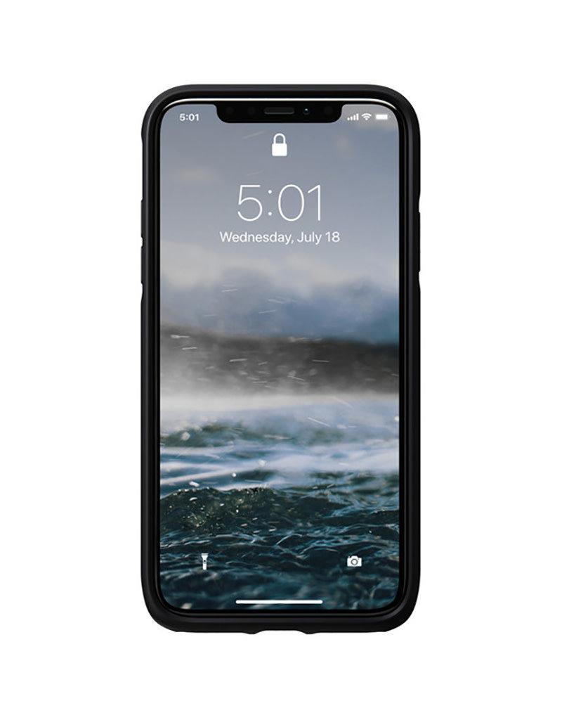 Nomad Étui en cuir robuste pour iPhone 11 - Noir