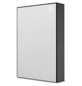 Seagate External Hard Drive with USB - 5 Tb - Grey