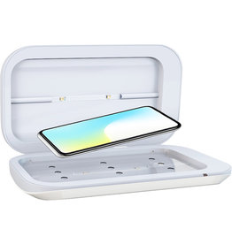 Blu Element UV Sanitizer Case Portable for Phone - White