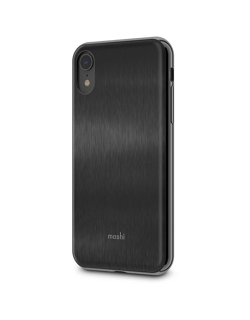Moshi Étui de protection pour iPhone Xr - Noir