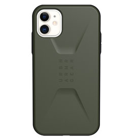 UAG Protective Case for iPhone 11 - Olive Drab