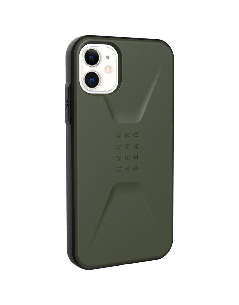 UAG Étui de protection pour iPhone 11 - Olive