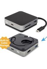 OWC Travel Dock OWC USB-C - Cosmic Grey