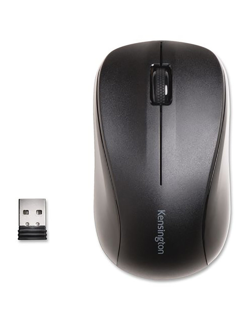 Kensington Wireless Mouse (Compatible with Mac) - Black