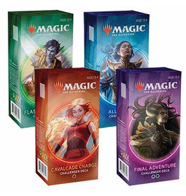 Magic: The Gathering MTG Challenger Decks 2020