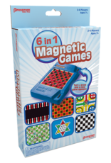 Goliath 6-in-1 Travel Magnetic Games