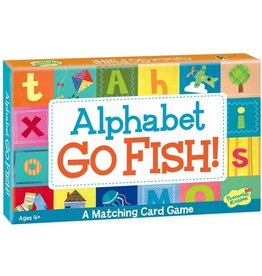 Peaceable Kingdom Alphabet Go Fish!
