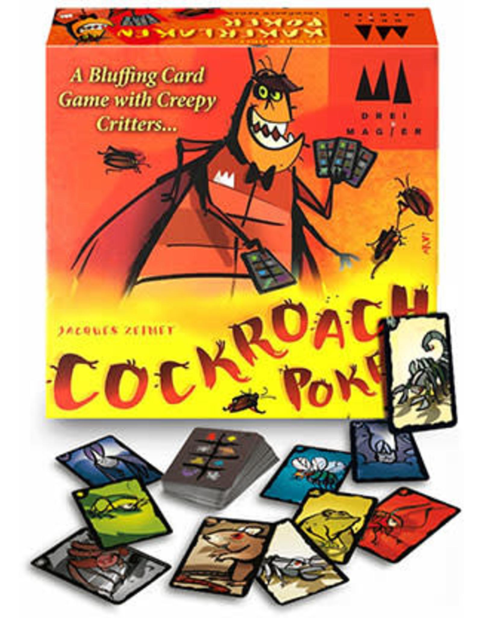 Drei Magier Cockroach Poker