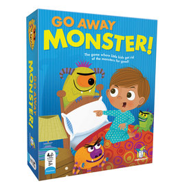Gamewright Go Away, Monster!